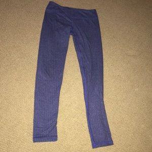 purple ivivva leggings
